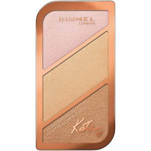 Rimmel Kate Face Sculpting Kit 004 Highlighting Palette