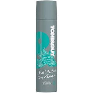Toni & Guy 250Ml Dry Shampoo Matt Texture