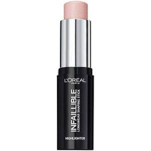 L'Oreal 9G Infallible Highlighter Longwear Shaping Stick 503 Slay In Rose