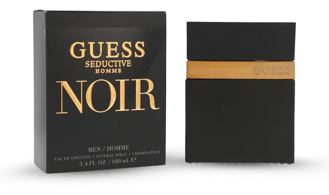 Guess Seductive Homme Noir 100ml EDT (M)