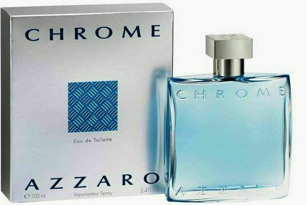 Azzaro Chrome 100ml EDT (M)