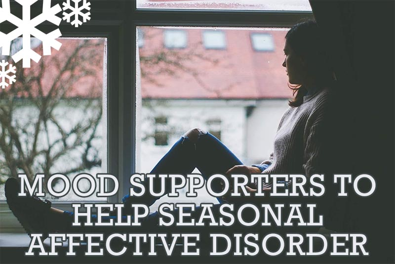 Mood Supporters to Help Seasonal Affective Disorder