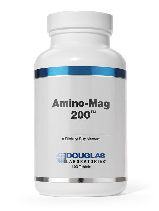 Amino-Mag 200 mg 100 tablets by Douglas Laboratories