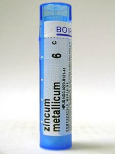Zincum metallicum 6C 80 Pellets by Boiron
