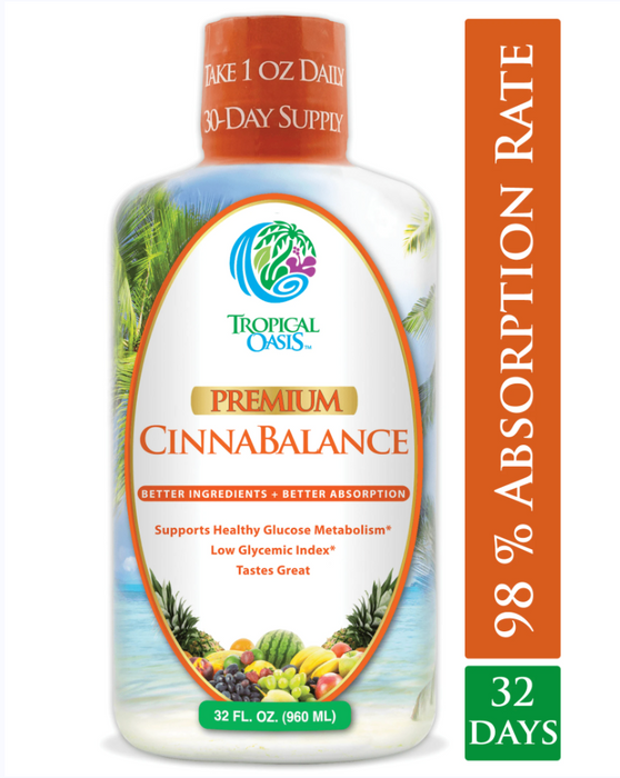 Cinnabalance 32 oz by Tropical Oasis