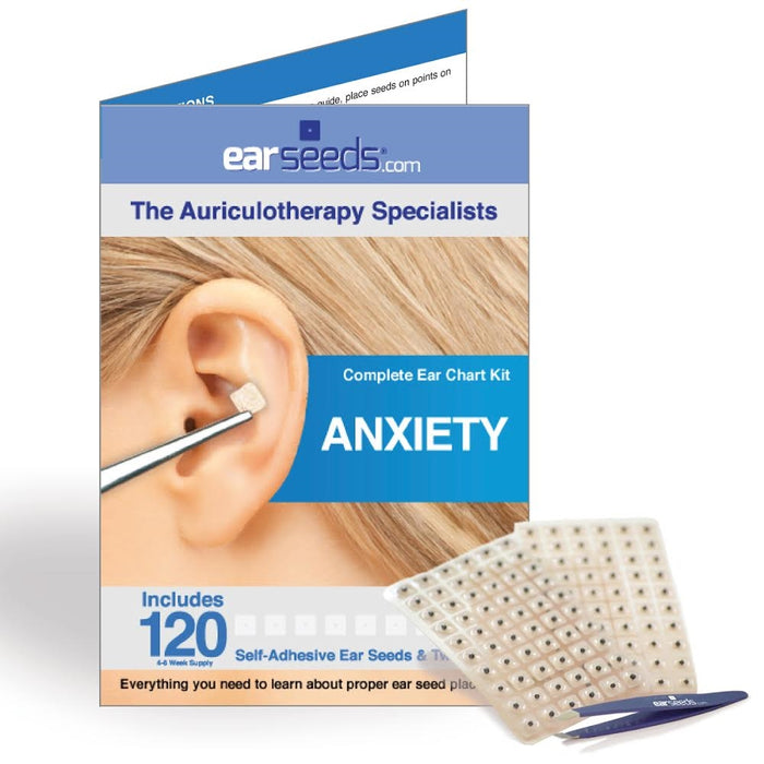 Anxiety Kit 120 Count by Earseeds