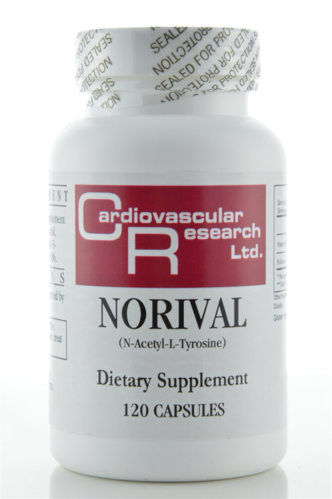 Norival 120 capsules by Ecological Formulas