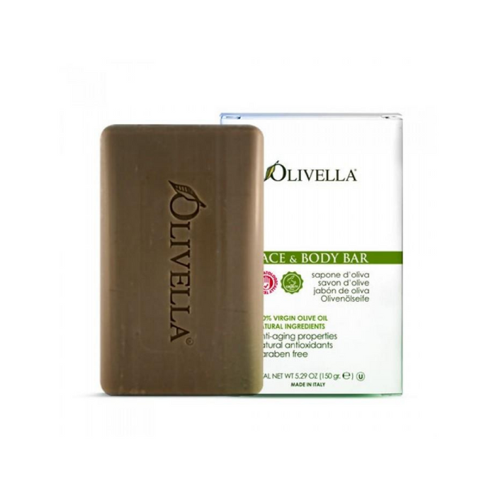 Bar Soap Classic Original 5.29 oz by Olivella