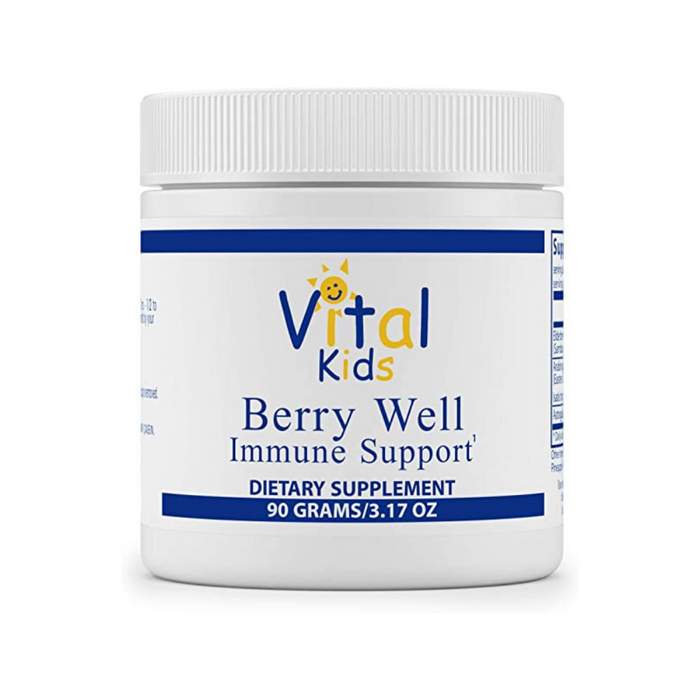 Berry Well Immune Support 90 grams by Vital Nutrients