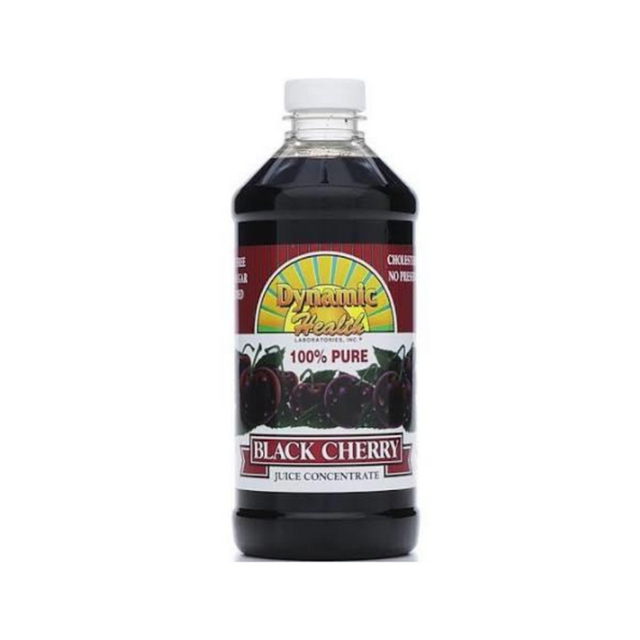 Black Cherry Concentrate 16 oz by Dynamic Health Laboratories Inc