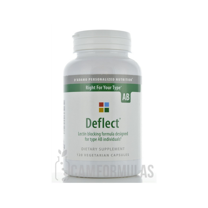 Deflect AB 120 vegetarian capsules by D'Adamo Personalized Nutrition