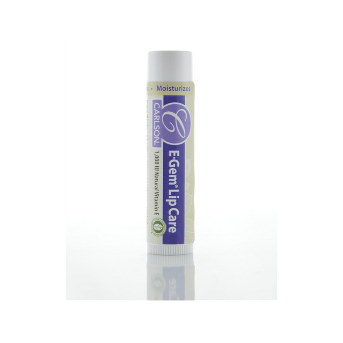 E-Gem Lip Care 1 Tube by Carlson Labs