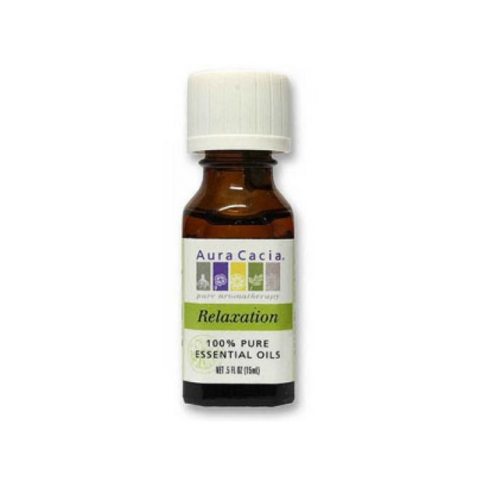 Essential Oil Relaxation .5oz by Aura Cacia