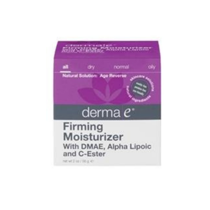 Firming Moisturizer with DMAE 2 Oz by DermaE Natural Bodycare