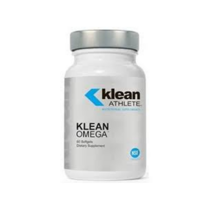 Klean Omega 60 softgels by Douglas Laboratories