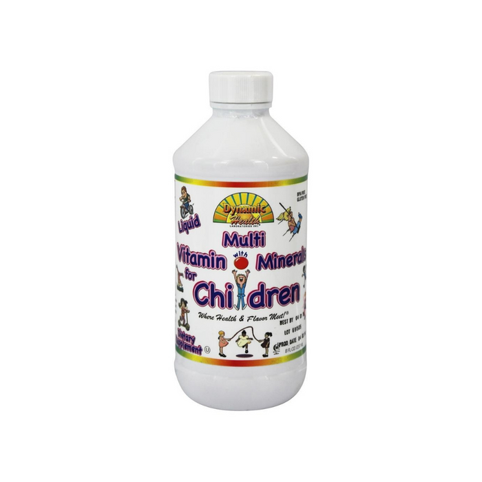 Multi-Vitamin for Children 8 oz by Dynamic Health Laboratories Inc