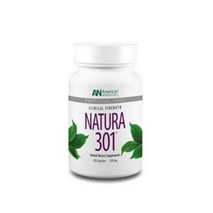 Natura 301 Urinary 250 mg 120 capsules by American Nutriceuticals