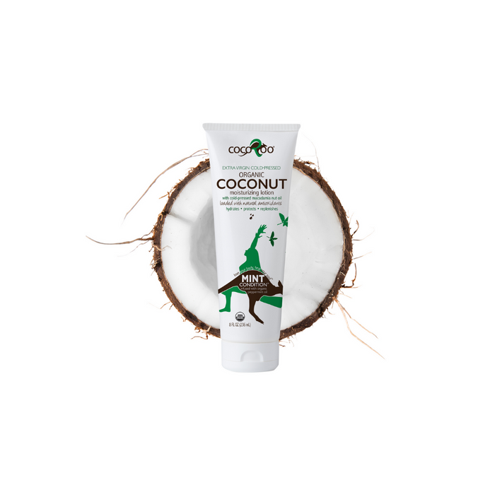 Coconut Oil Tube Mint 8 oz by CocoRoo