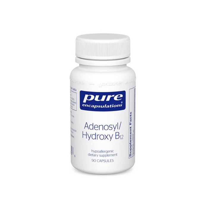 Adenosyl-Hydroxy B12 90 caps by Pure Encapsulations