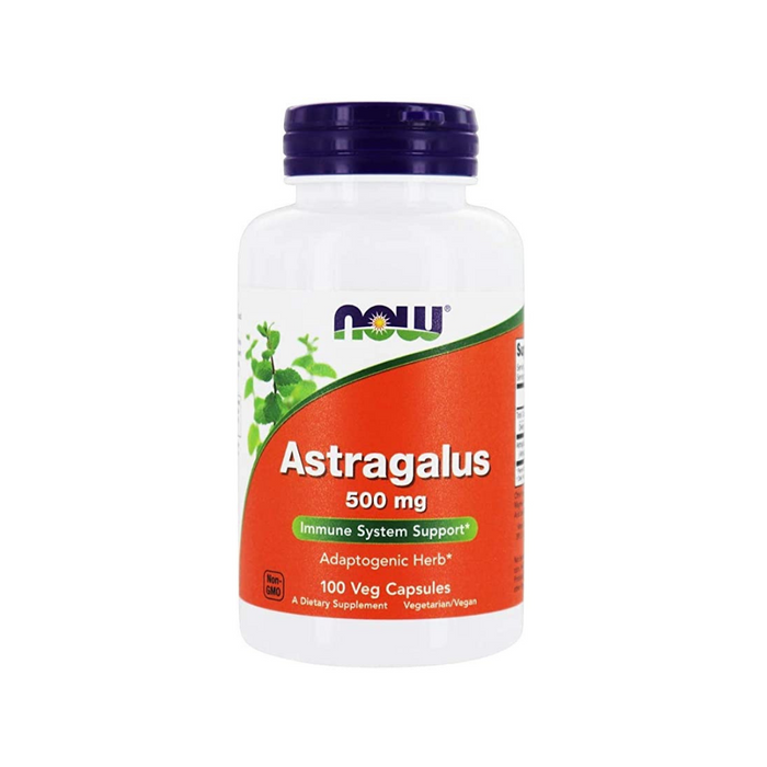 Astragalus 500 mg 100 capsules by NOW Foods