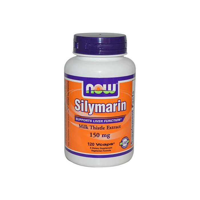 Silymarin 150 mg 120 vegetarian capsules by NOW Foods