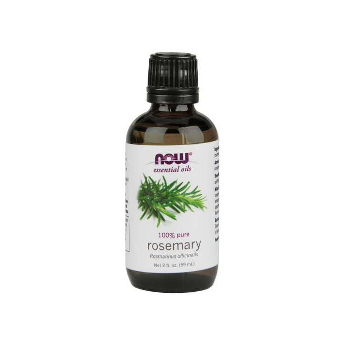Rosemary Oil 4 oz. by NOW Foods