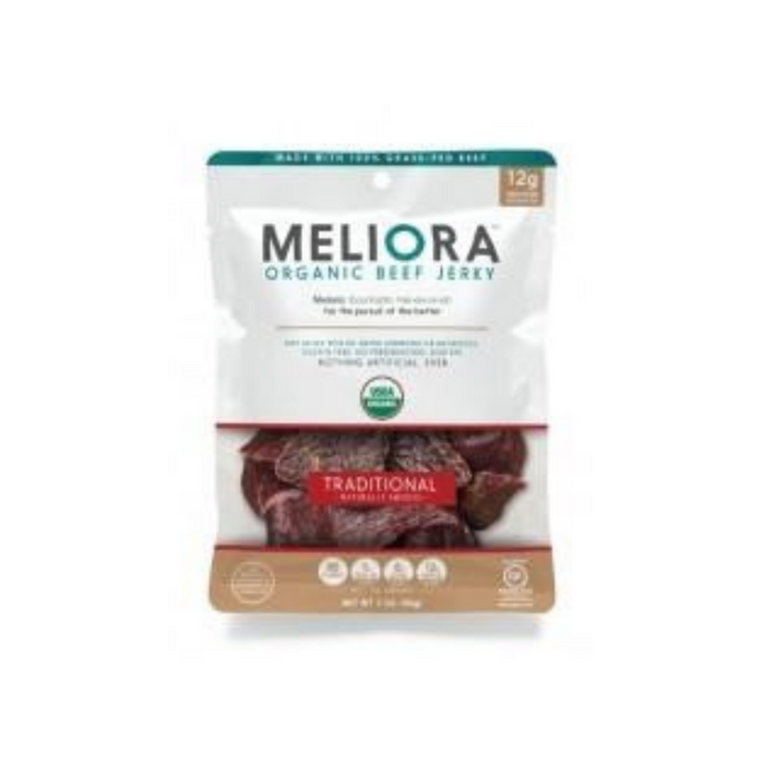 Meliora Traditional 3oz by Golden Valley Jerky