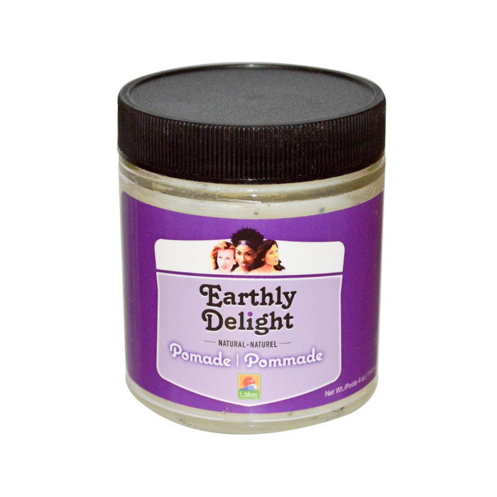 Earthly Delight Hair Pomade 4 oz by Earthly Delight