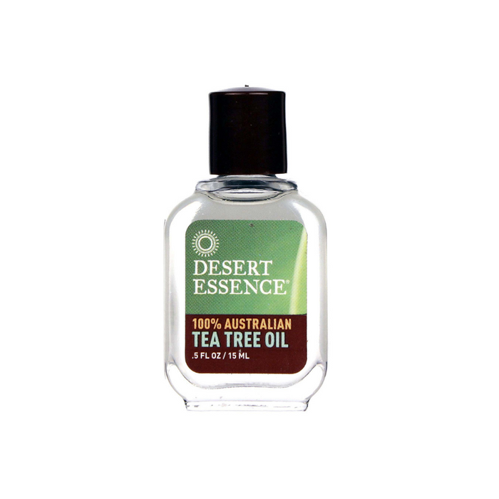 Tea Tree Oil 100% Australian .5 Oz by Desert Essence