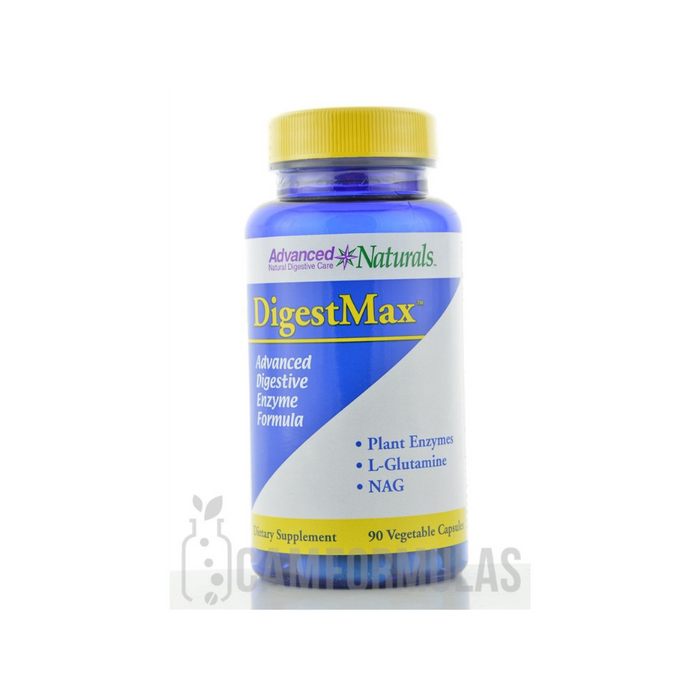 DigestMax 90 vegetarian capsules by Advanced Naturals