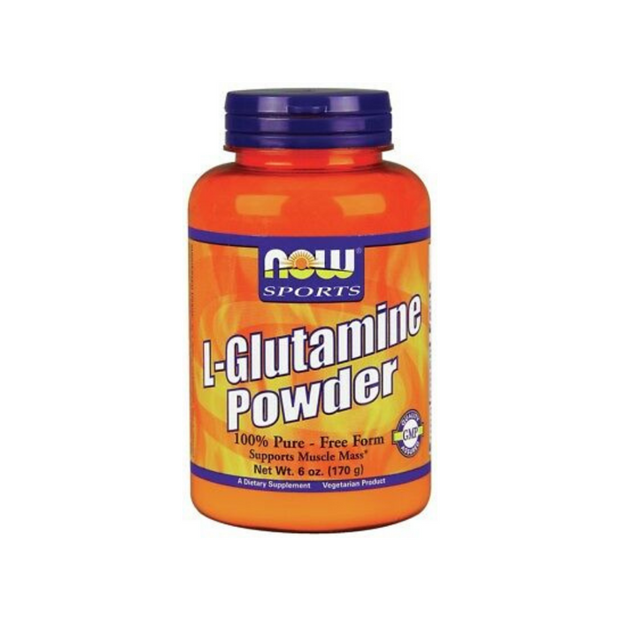 L-Glutamine Powder 6 oz by NOW Foods