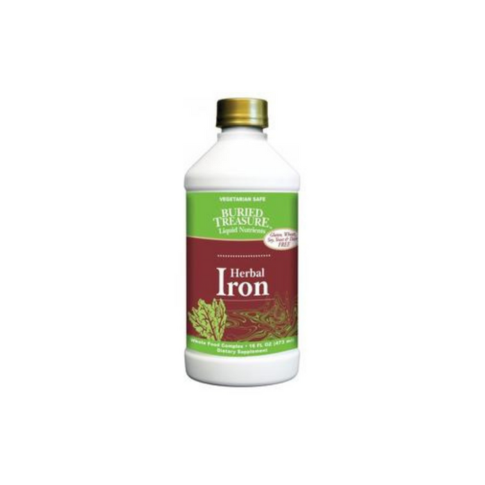 Herbal Iron 16 oz by Buried Treasure