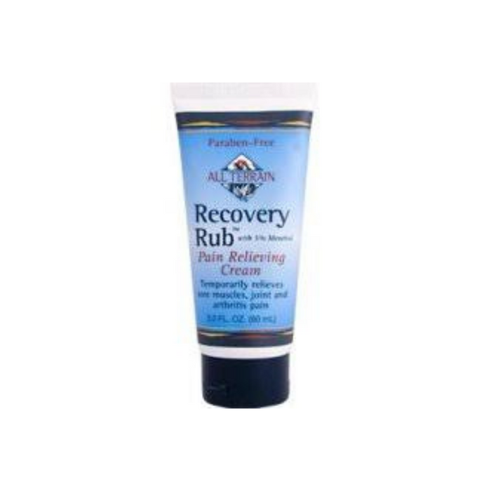 Recovery Rub (tube) 3 oz by All Terrain