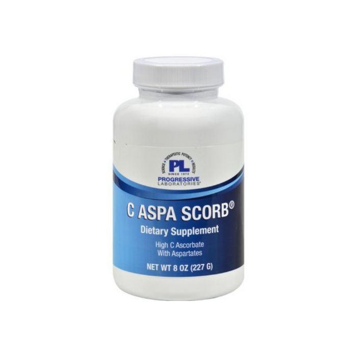 C Aspa Scorb 8 oz by Progressive Labs