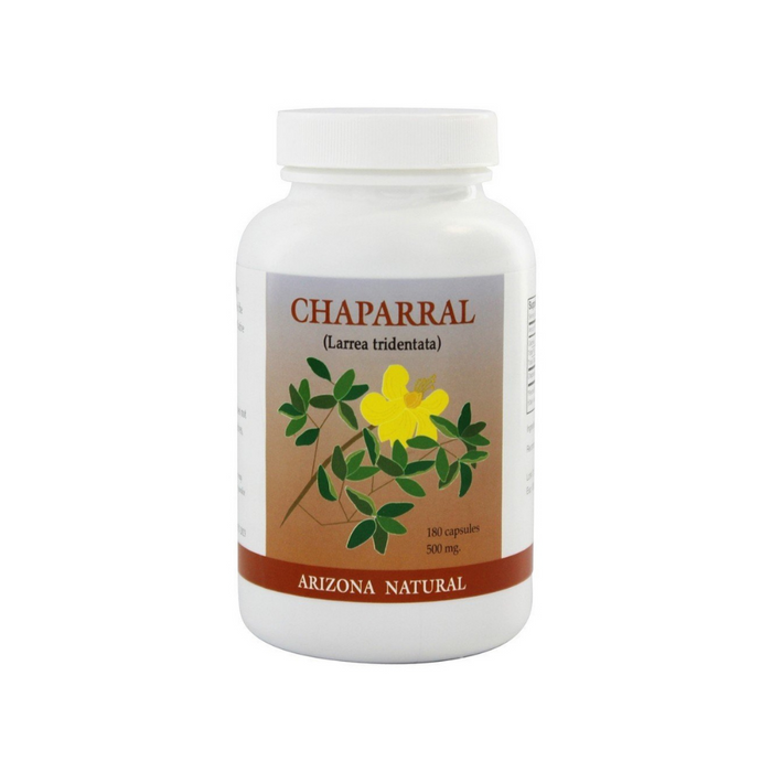 Chaparral 500mg 180 Capsules by Arizona Natural Products