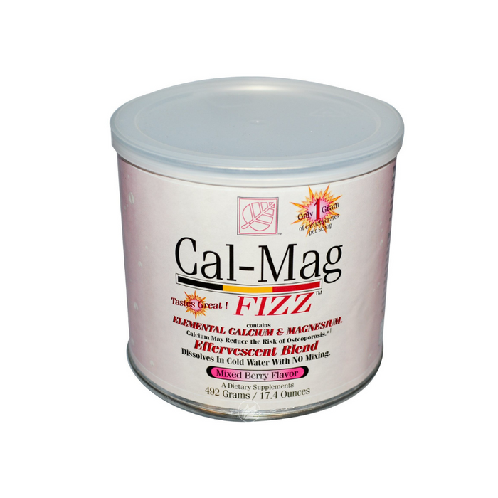 Cal-Mag Fizz Mixed Berry 492 Gram by Baywood Int.
