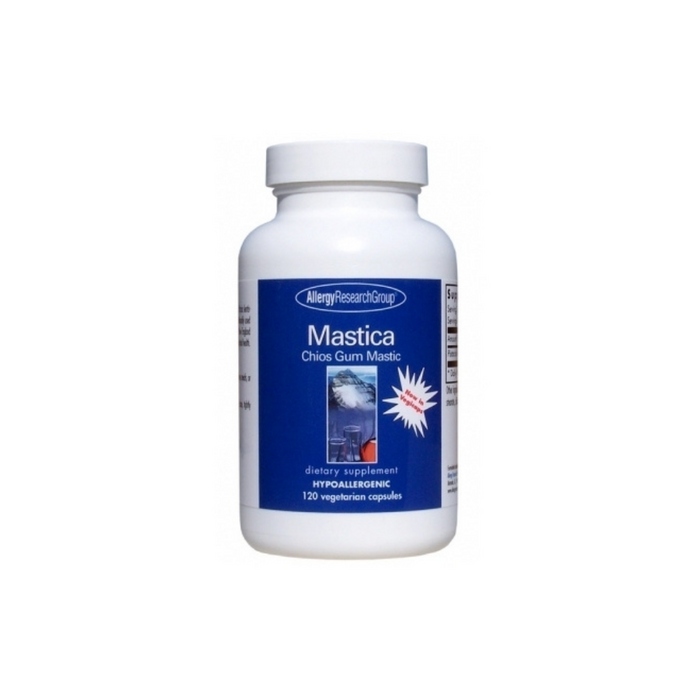 Mastica 500 mg 120 vegetarian capsules by Allergy Research Group