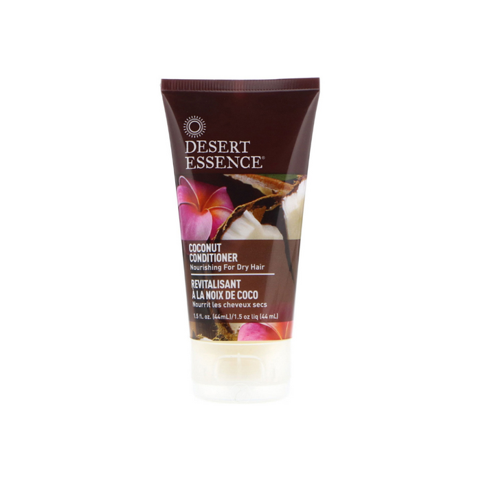Conditioner Coconut 1.5 Oz by Desert Essence