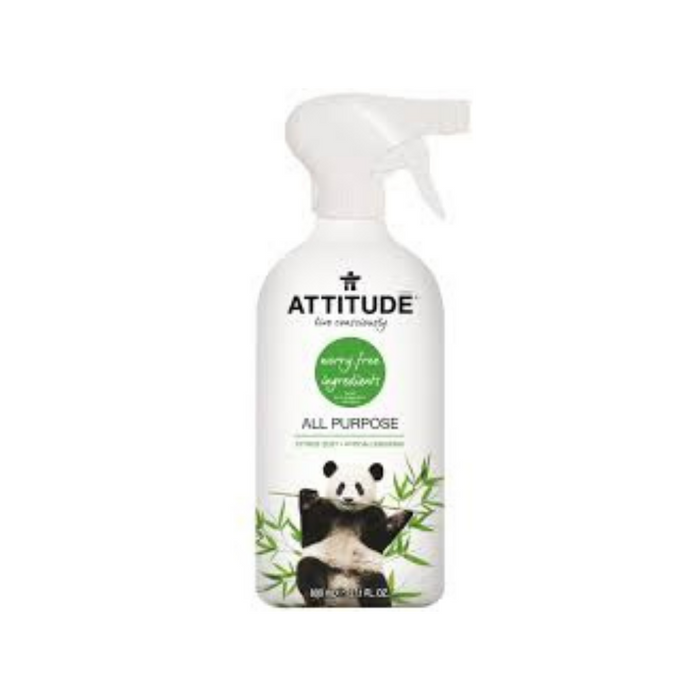 All Purpose Cleaner Citrus Zest 27.1 oz by Attitude