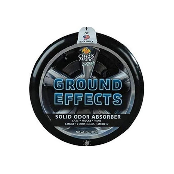 On The Go Solid Air Freshener - Ground Effects 7 oz by Citrus Magic
