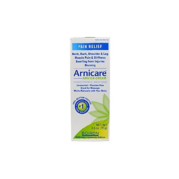 Arnicare Cream 2.5 oz by Boiron