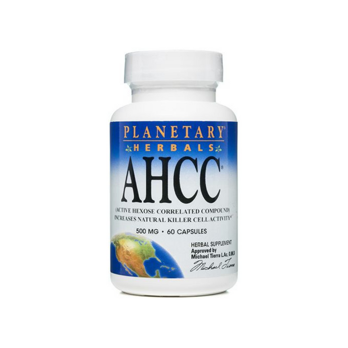 AHCC Active Hexose Correlated Compound Powder 1 oz by Planetary Herbals