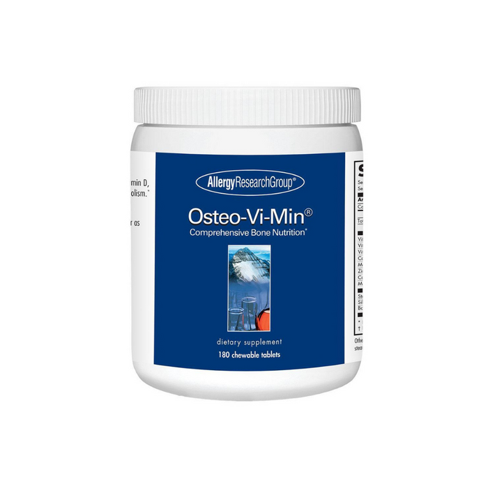 Osteo-Vi-Min Complex 180 Chewables tablets by Allergy Research Group