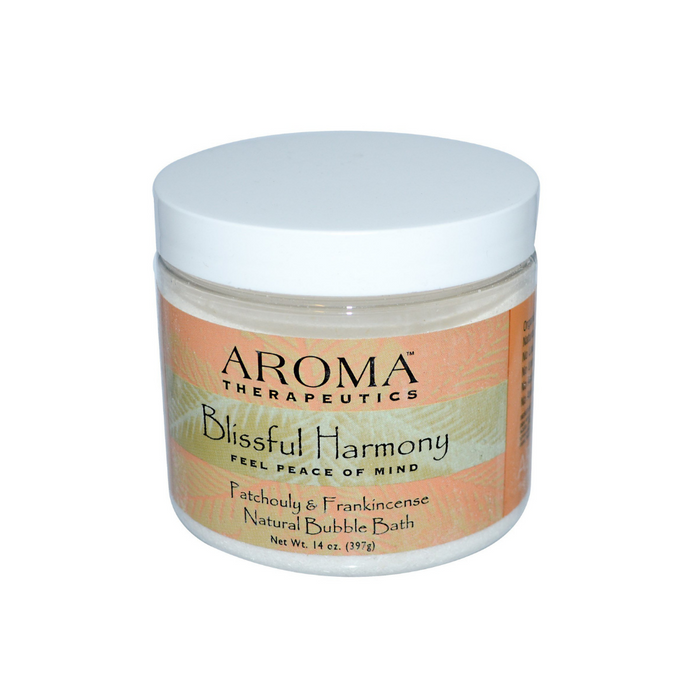 Aroma Therapeutics Blissful Harmony Bubble Bath 14 oz by Abra Therapeutics