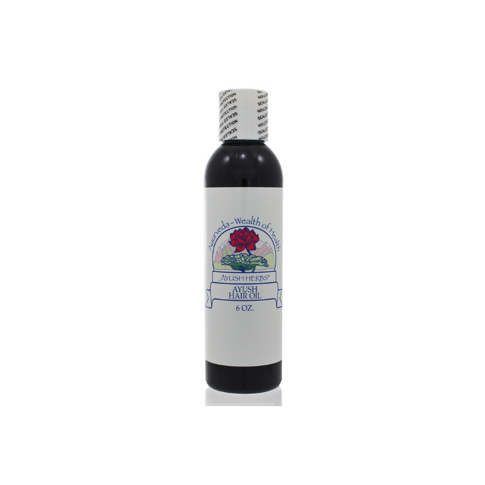Ayush Hair Oil 8 Ounces by Ayush Herbs