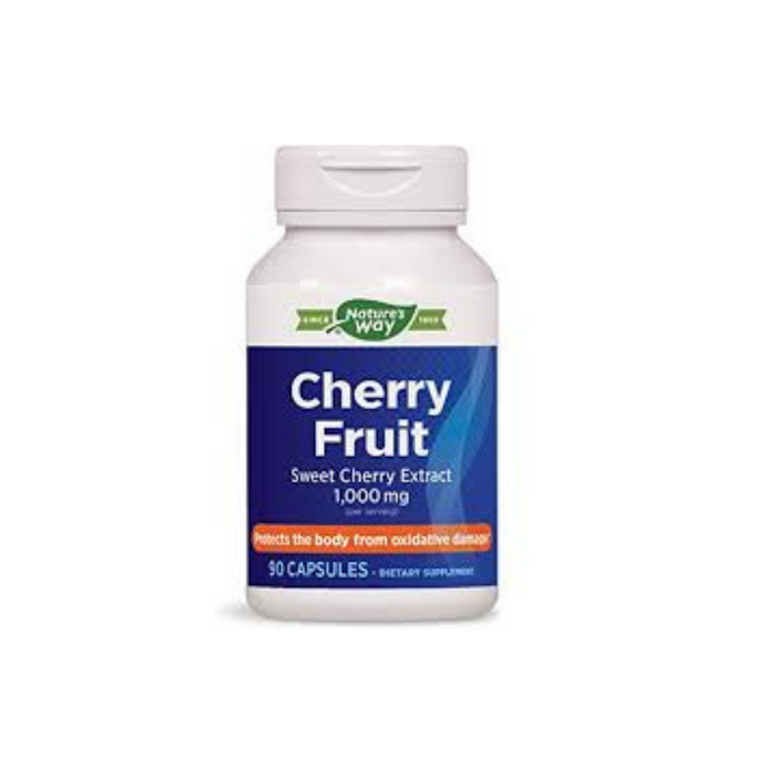 Cherry Fruit Extract 90 capsules by Enzymatic Therapy