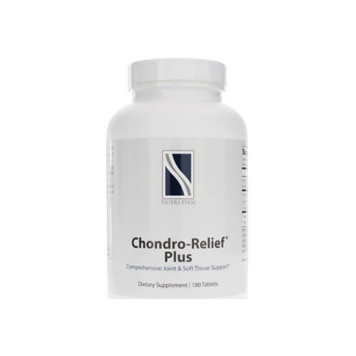 Chondro-Relief Plus 180 Capsules by Nutri-Dyn