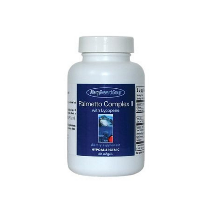 Palmetto Complex II with Lycopene 60 softgels by Allergy Research Group