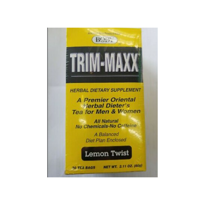 Trim-Maxx Lemon 30 Bags by Body Breakthrough