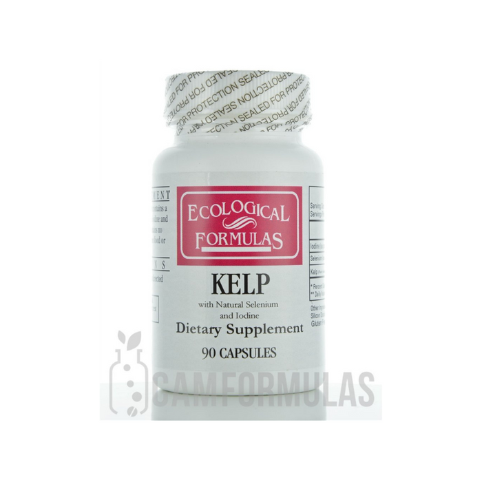 Kelp 90 capsules by Ecological Formulas